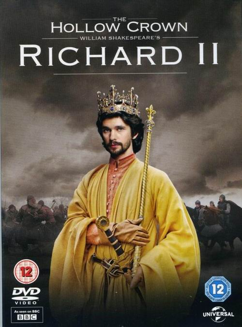RYSZARD II / The Hollow Crown - Richard II
