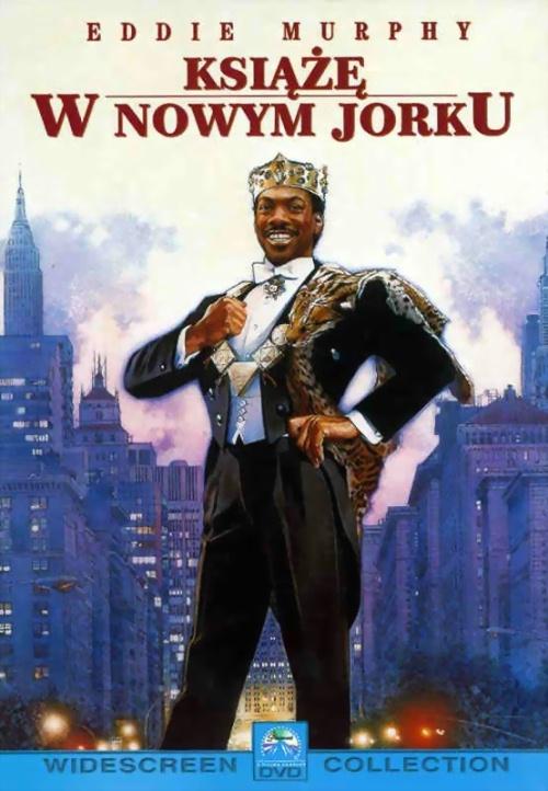 Książę w Nowym Jorku / Coming to America
