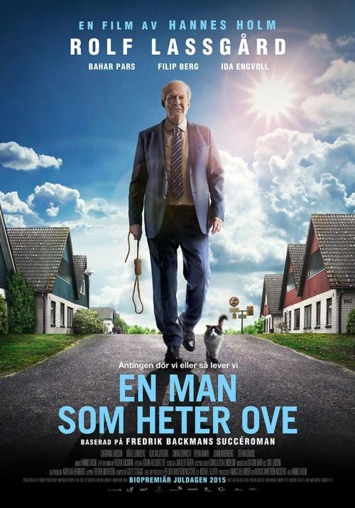 Mężczyzna imieniem Ove / Mr Ove / En man som heter Ove