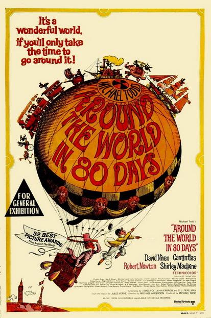 W 80 dni dookoła świata / Around the World in 80 Days