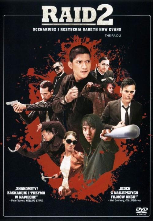 The Raid 2: Infiltracja / Serbuan maut 2: Berandal
