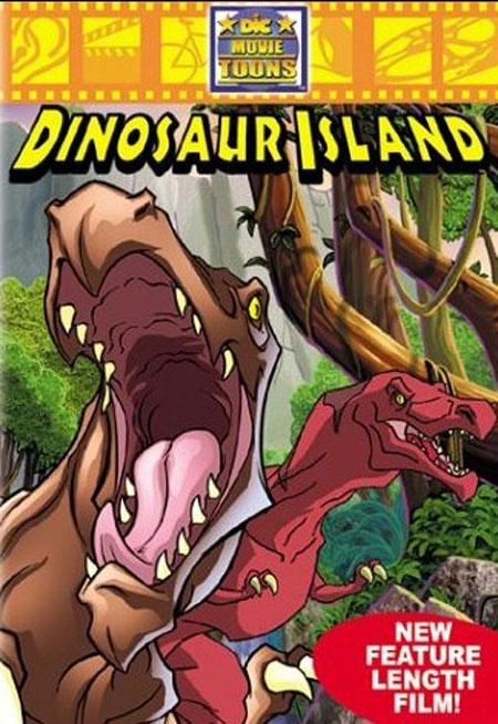 Wyspa dinozaurów / Dinosaur Island