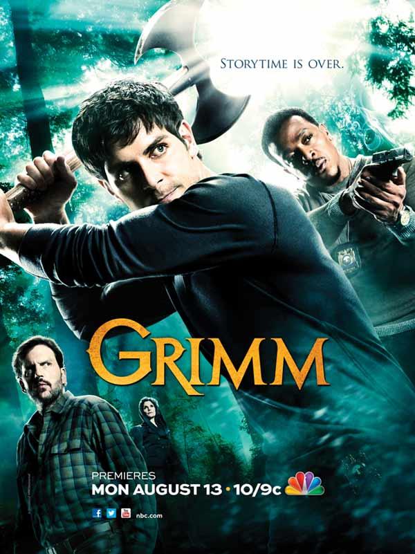 Grimm (Sezon 2)
