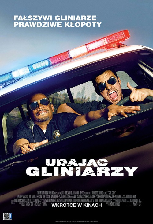 Udając gliniarzy / Let's Be Cops