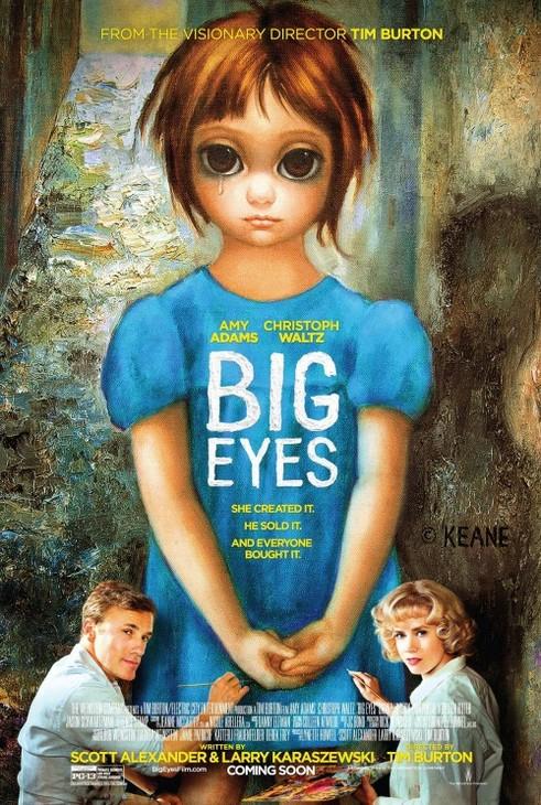 Wielkie oczy / Big Eyes
