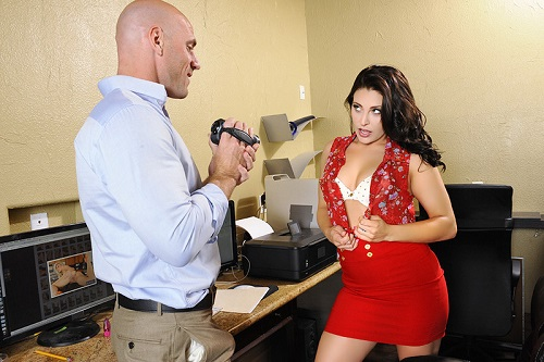 Naughty Office - Gracie Glam