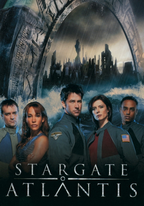 Gwiezdne Wrota: Atlantyda / Stargate: Atlantis (SEZON 1-5)