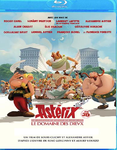 Asteriks i Obeliks: Osiedle Bogów / Astérix: Le domaine des dieux