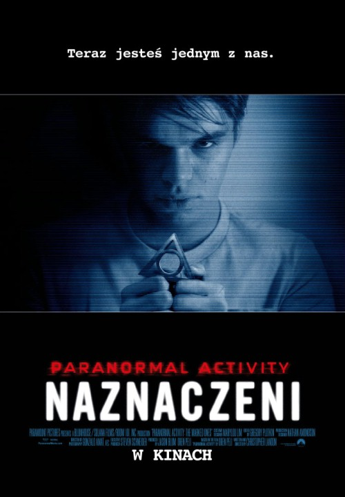 Paranormal Activity: Naznaczeni / Paranormal Activity The Marked Ones