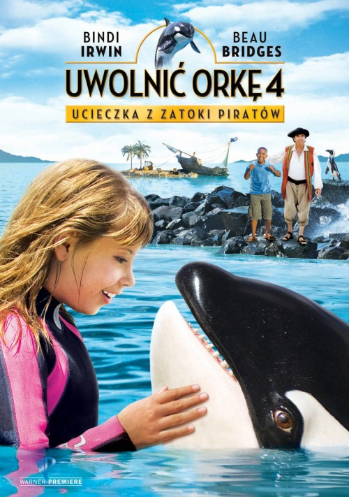 Uwolnić orkę 4. Ucieczka z Zatoki Piratów / Free Willy: Escape from Pirate's Cove