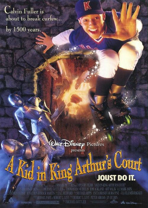 Chłopak na dworze króla Artura / A Kid in King Arthur's Court