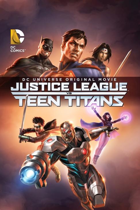 Liga Sprawiedliwości kontra Młodzi Tytani / Justice League vs. Teen Titans