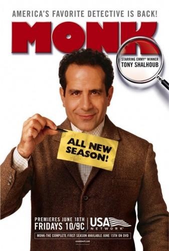 Detektyw Monk / Monk (SEZON 4)