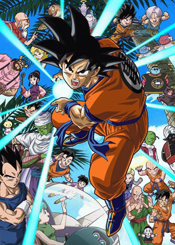 Dragon Ball Z OVA: Son Goku i przyjaciele powracają / Dragon Ball OVA Yo Son Goku And Friends Return