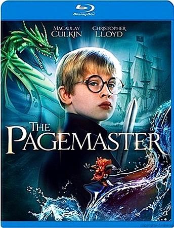 Władca Księgi / The Pagemaster