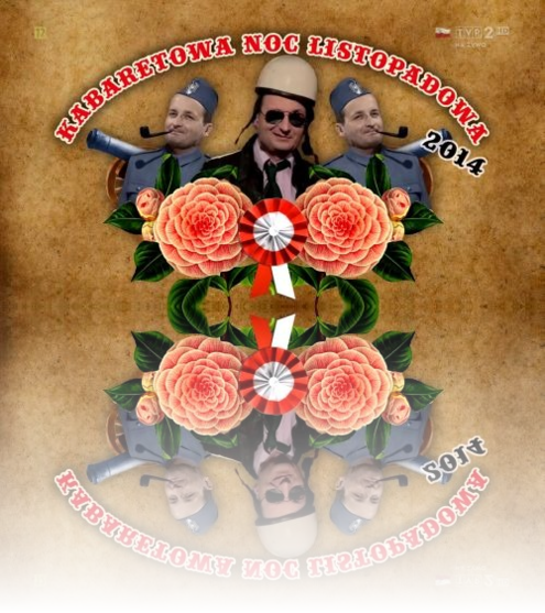 Kabaretowa Noc Listopadowa (2014)