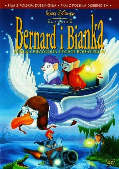 Bernard i Bianka / Rescuers, The