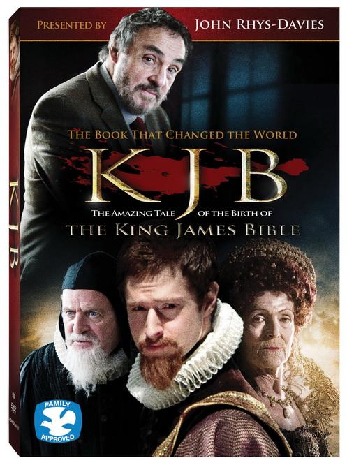 Biblia Króla Jakuba Księga, Która Odmieniła Świat / KJB: The Book That Changed the World