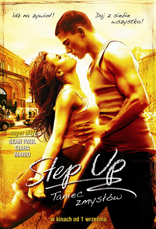 Step Up - Taniec zmysłów / Step Up