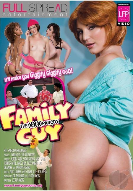 Family Guy: The XXX Parody