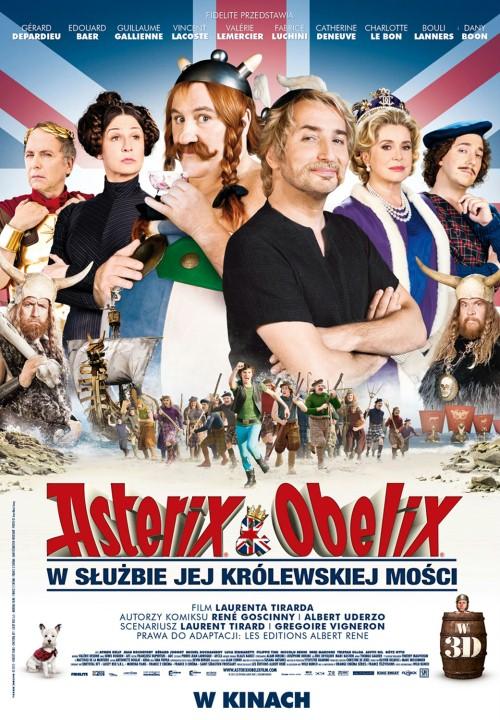Asterix i Obelix: W służbie Jej Królewskiej Mości / Astérix et Obélix: Au Service de Sa Majesté