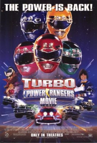 Power Rangers Turbo / Turbo: A Power Rangers Movie