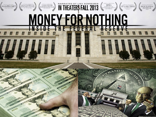 Bank Wszystkich Banków / Money for Nothing: Inside the Federal Reserve