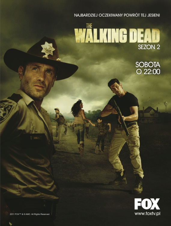 The Walking Dead (Sezon 2)