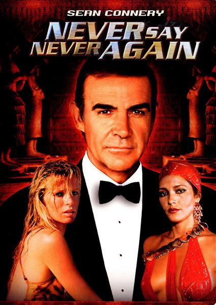 James bond - Nigdy nie mów nigdy / Never Say Never Again