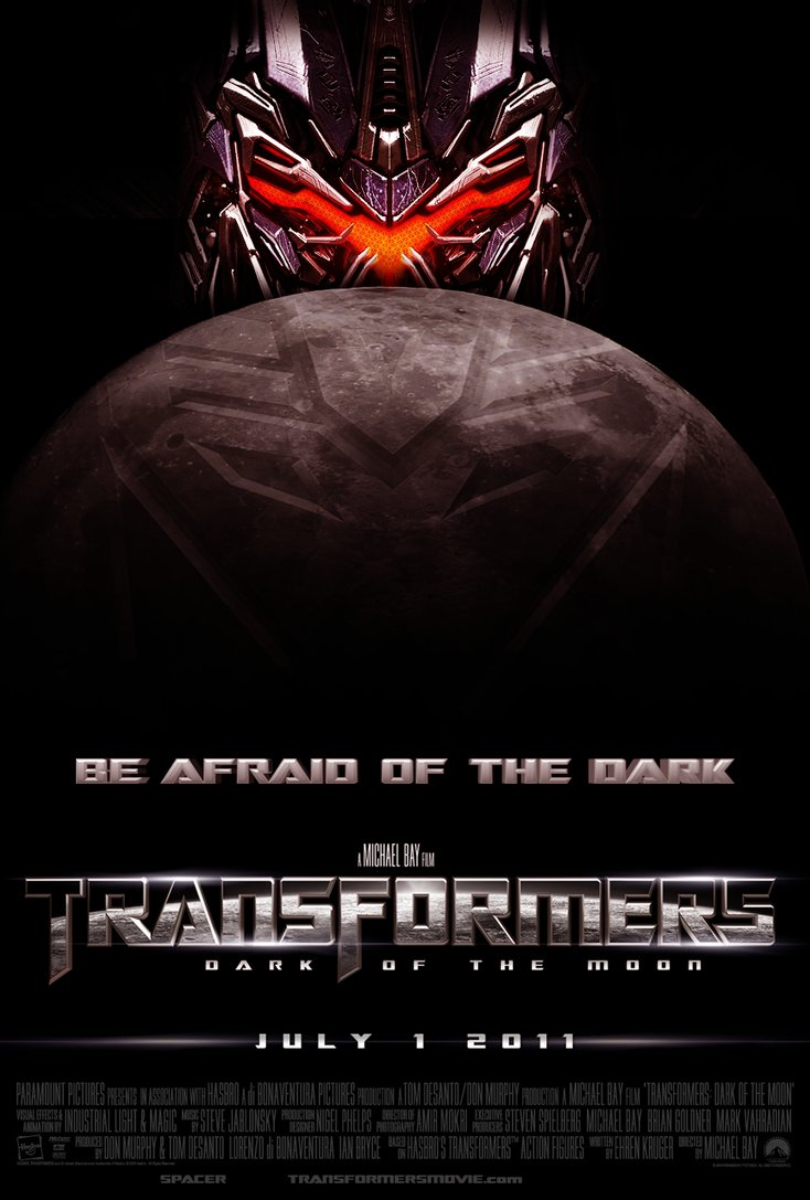 Transformers 3 / Transformers: The Dark of the Moon