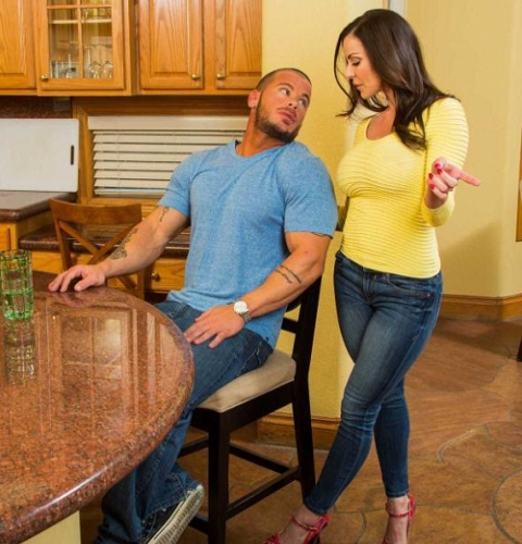Seduced by a Cougar - Kendra Lust