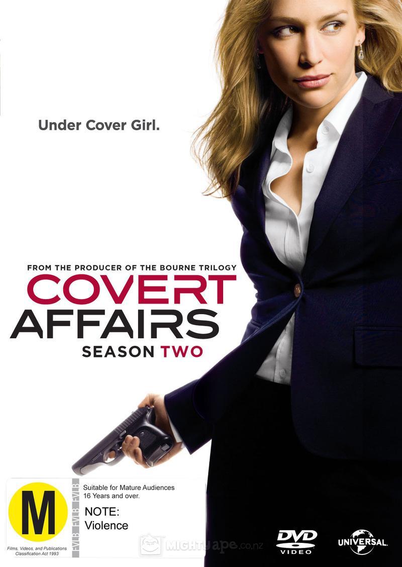 Kamuflaż / Covert Affairs (Sezon 2)