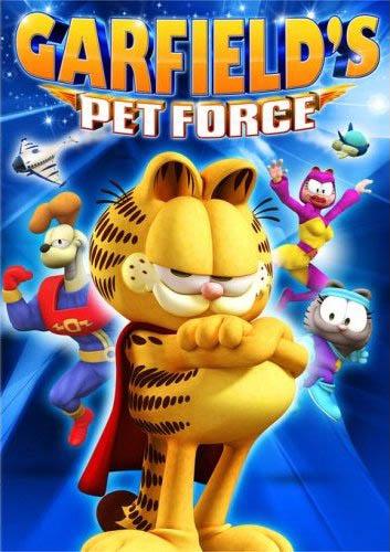 Garfield: Koty górą / Garfield's Pet Force