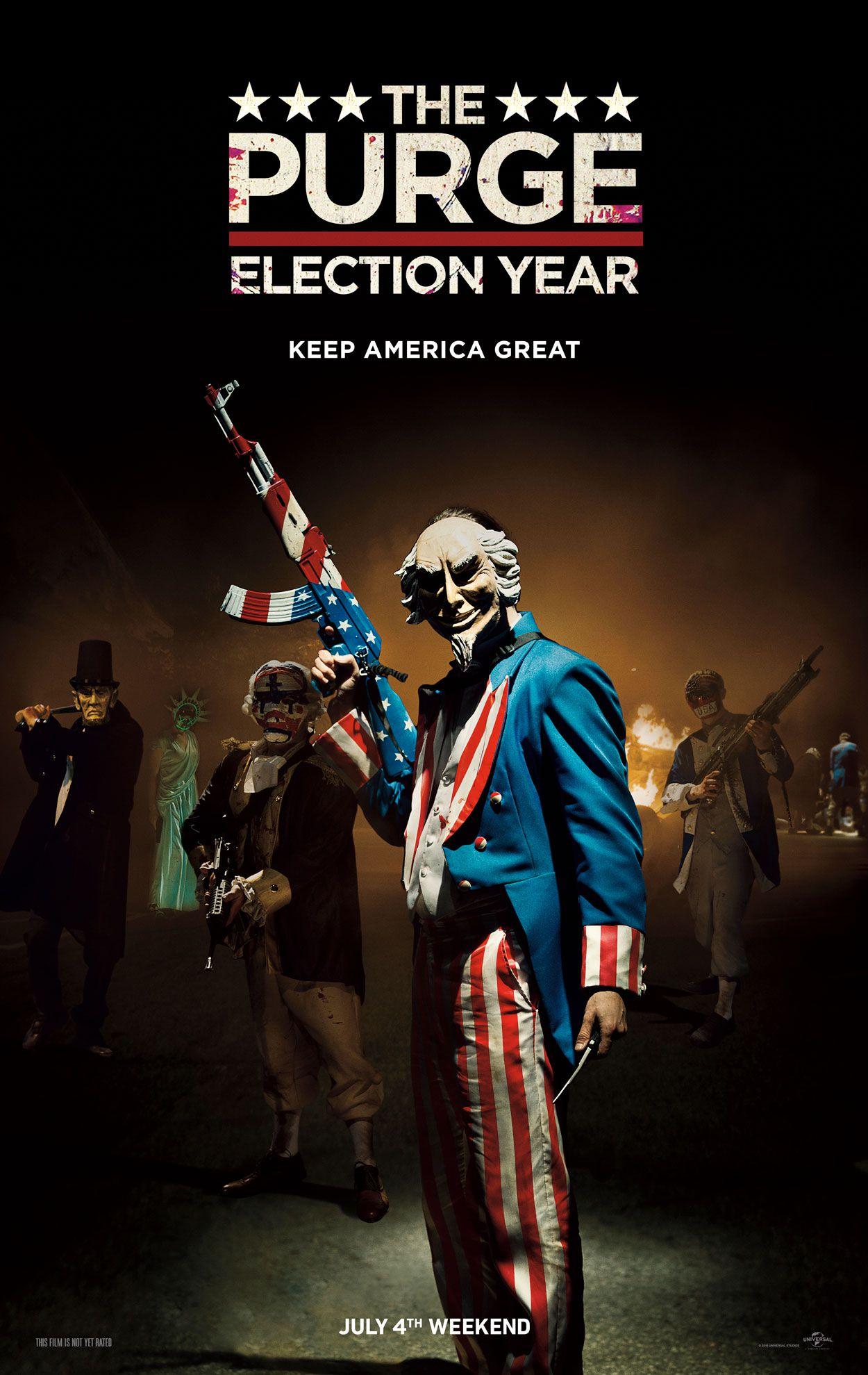 Noc Oczyszczenia: Czas Wyboru / The Purge Election Year