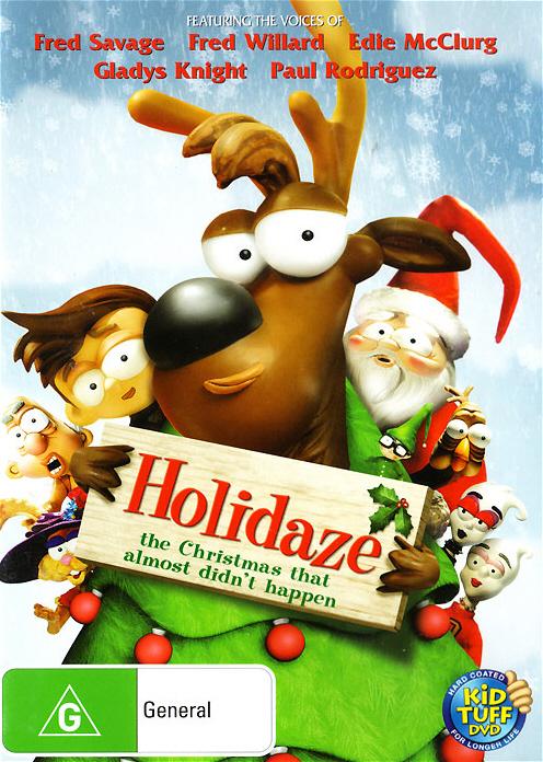 Holidaze: Święta, których prawie nie było / Holidaze: The Christmas That Almost Didn't Happen