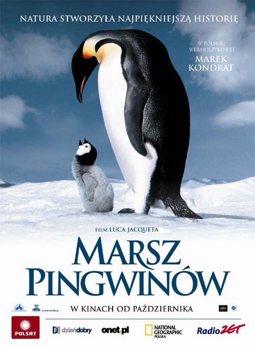 Marsz pingwinów / La Marche de l'empereur