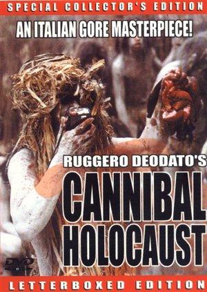 Nadzy i rozszarpani / Cannibal Holocaust