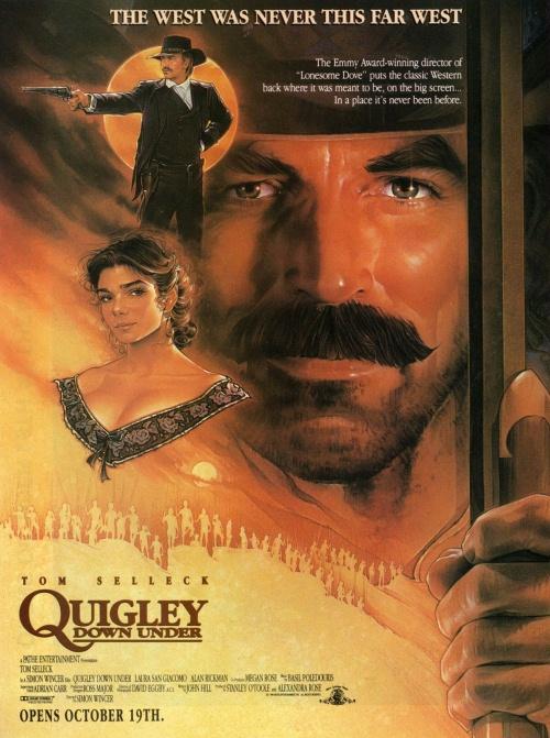 Quigley na Antypodach / Quigley Down Under
