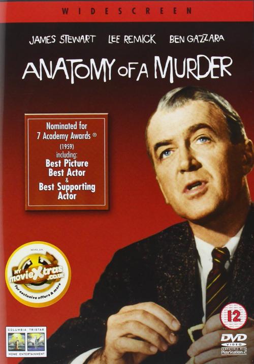 Anatomia Morderstwa / Anatomy of a Murder