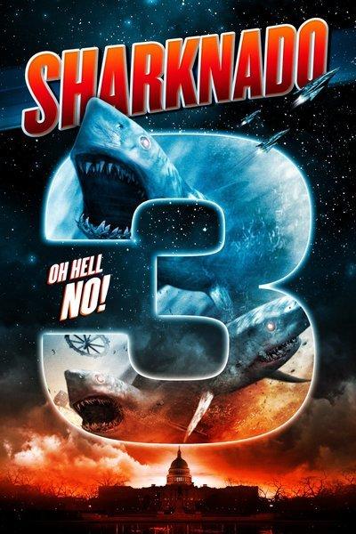 Rekinado 3: O rybia płetwa! / Sharknado 3: Oh Hell No!
