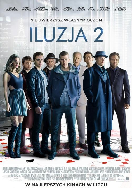 Iluzja 2 / Now You See Me 2
