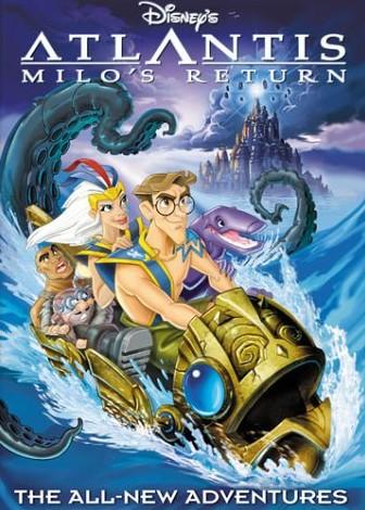 Atlantyda: Powrót Milo / Atlantis: Milo's Return