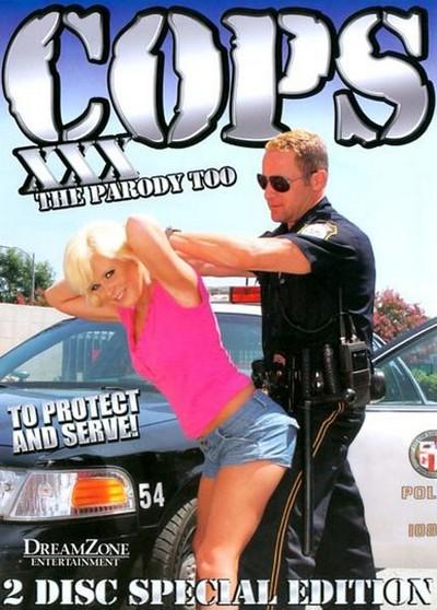 Cops The XXX Parody