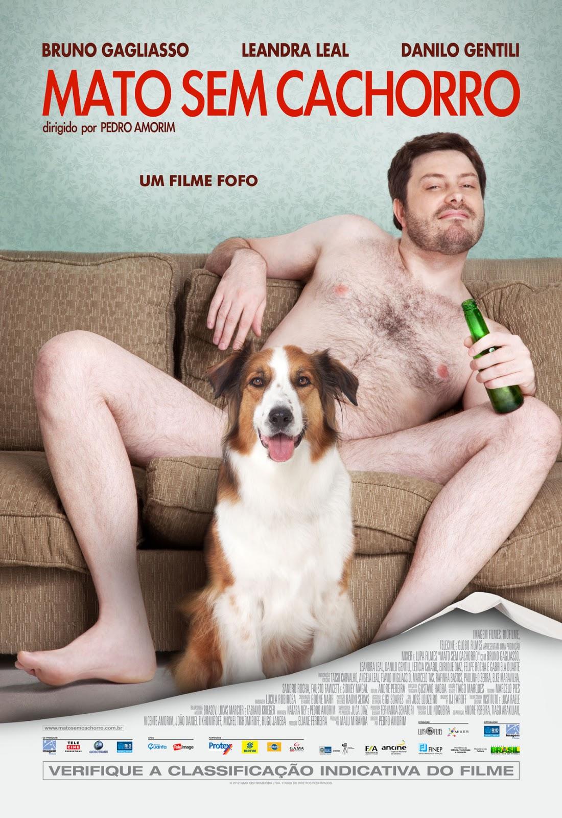 Porywacz psów / The Dognapper / Mato Sem Cachorro