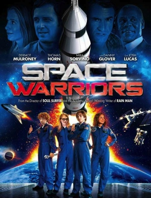 Kosmiczni Wojownicy / Space Warriors
