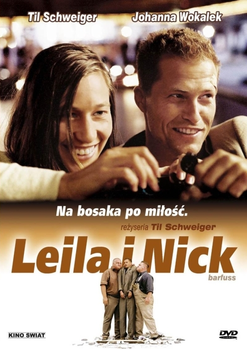 Leila i Nick / Barfuss