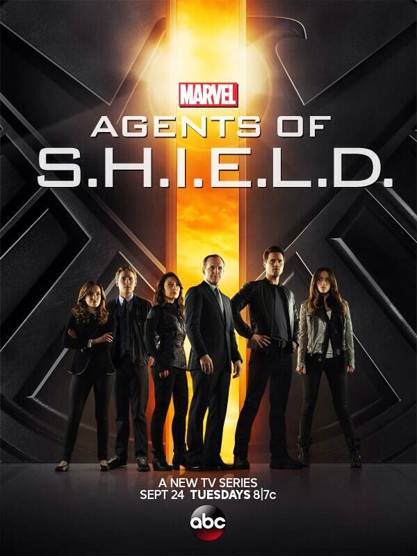 Agenci T.A.R.C.Z.Y. / Marvel's Agents of S.H.I.E.L.D. (Sezon 1)