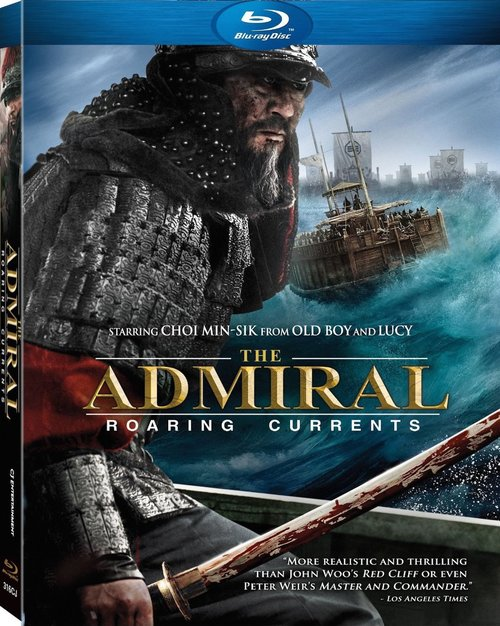 The Admiral: Roaring Currents / Myeong-ryang