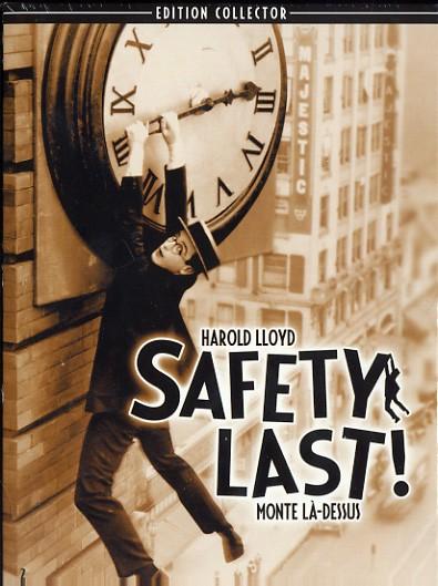 Jeszcze Wyżej / Safety Last!