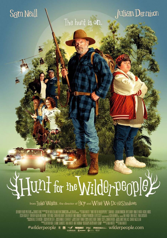 Polowanie na dzikoludów / Hunt for the Wilderpeople